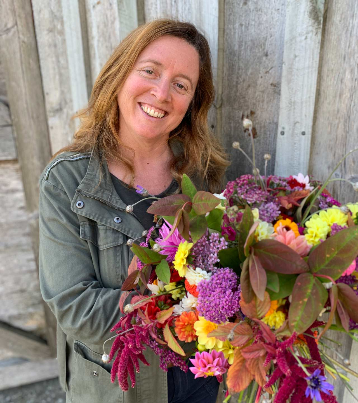 Aine Kinsella - Tara Hill Flowers