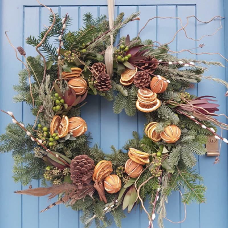 All Bells & Whistles Deluxe 14' Wreath